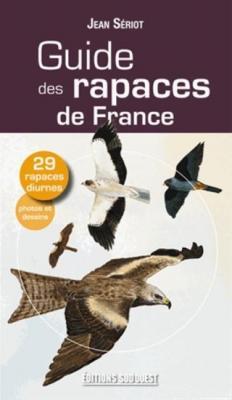 Couverture Guide des rapaces de France