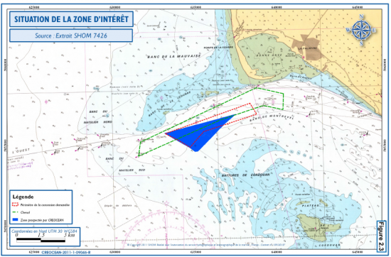 Estuaire de la Gironde en danger
