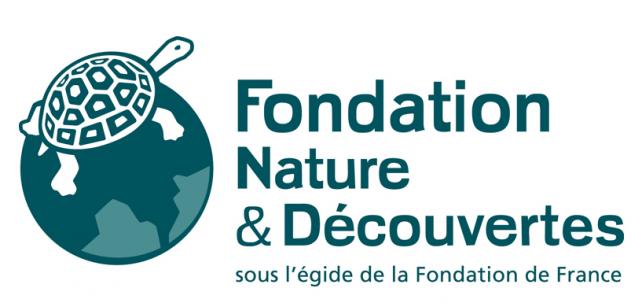 Fondation nature et decouvertes logo