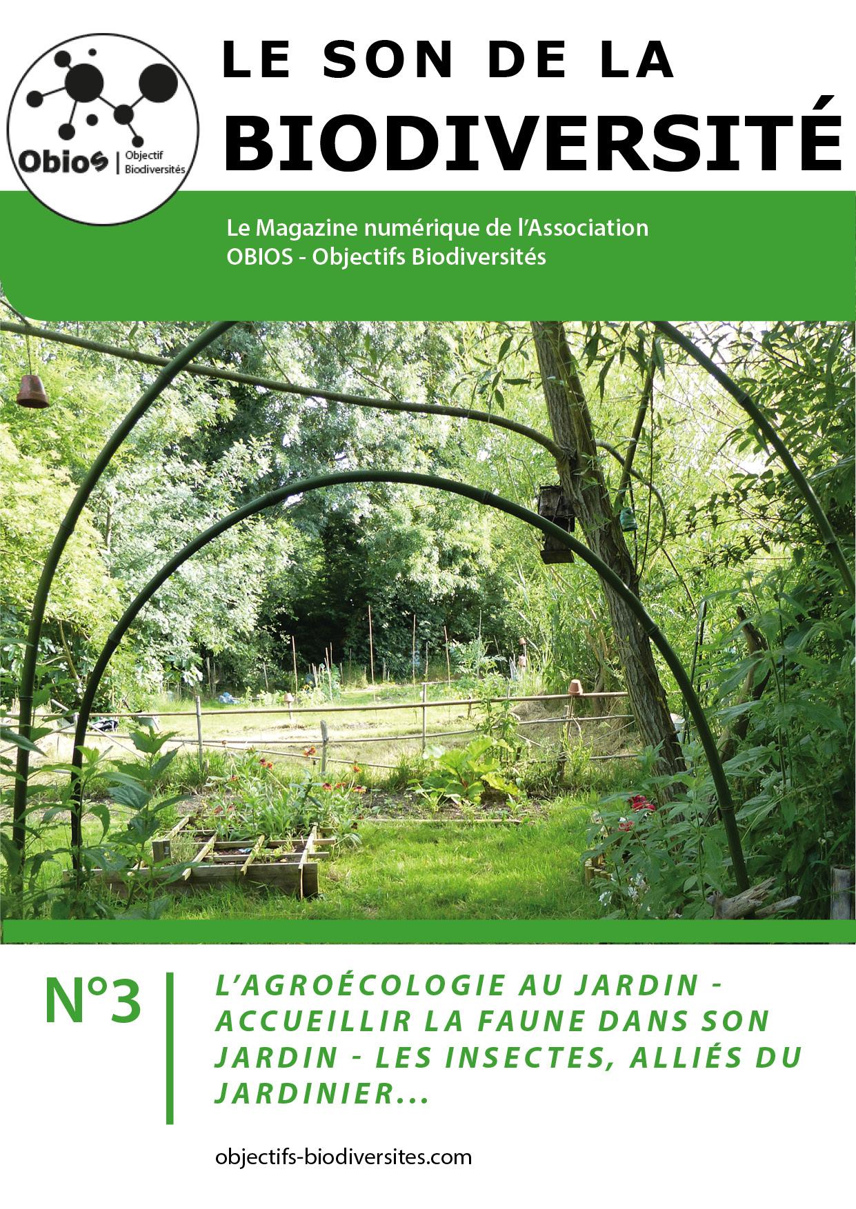 Le son de la biodiversité 3 couverture